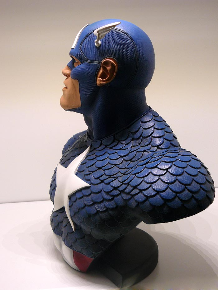 CAPTAIN AMERICA Legendary scale bust P1040996-159751b