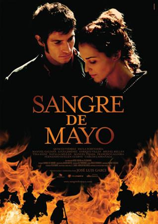Poster de Sangre de mayo