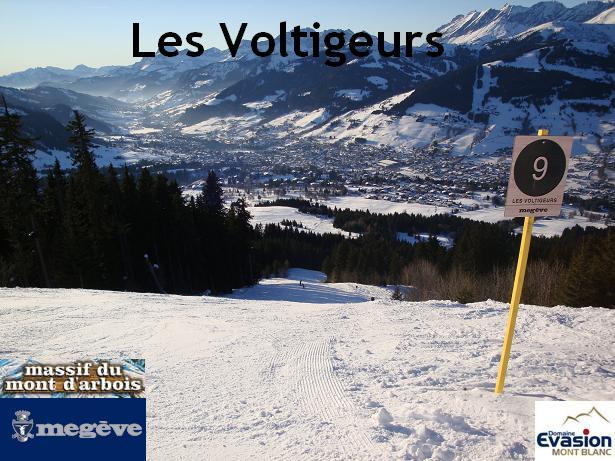 Les Voltigeurs / Megève Mont d'Arbois Voltigeurs-96ba9b
