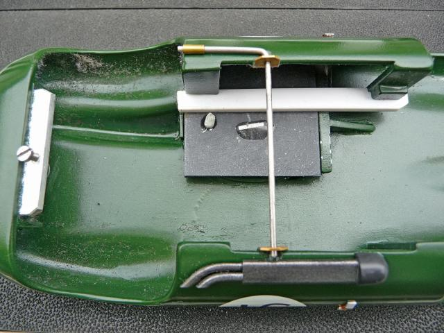 JAGUAR Type D 1/24 P1030150-1--1d6b812