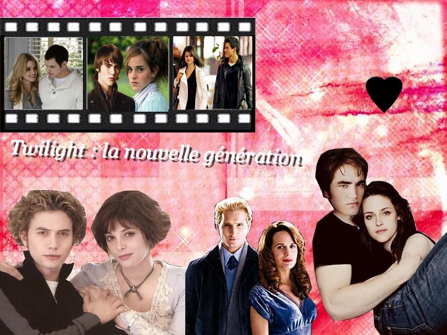 Twilight la nouvelle génération Index du Forum