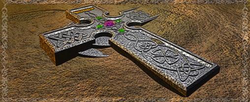 Le royaume de Cristal Croix-a0a3cc
