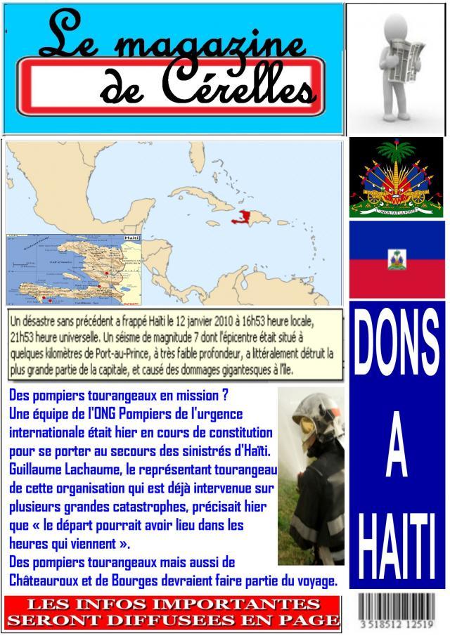 MERCI AU BLOG DE CERELLES POUR CE JOURNAL dans les pages de Catherine magazine-de-haiti-178bb3a