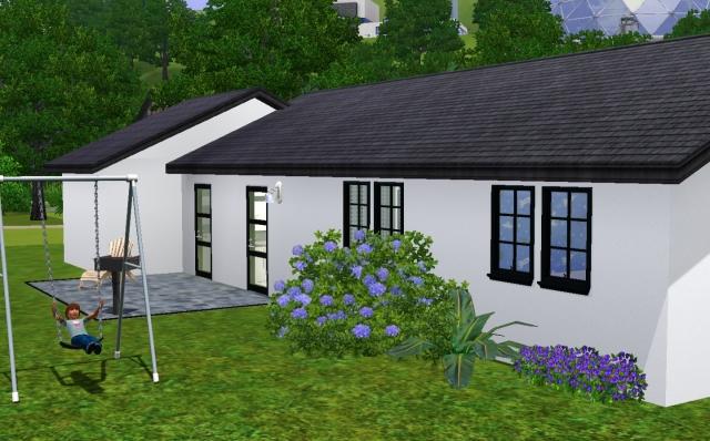 plan de maison pour les sims joy studio design gallery best design. Black Bedroom Furniture Sets. Home Design Ideas