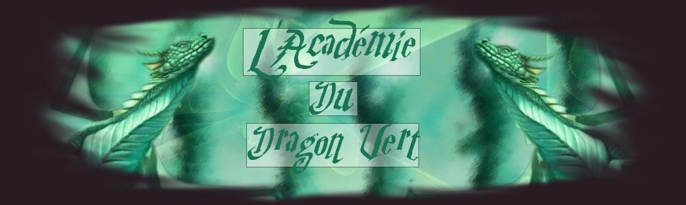 L'Académie du Dragon Vert