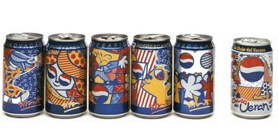 Pepsi – Romero Britto