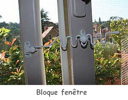Solution anti fugue et protection jardin balcon fenetre for Probleme fenetre oscillo battant