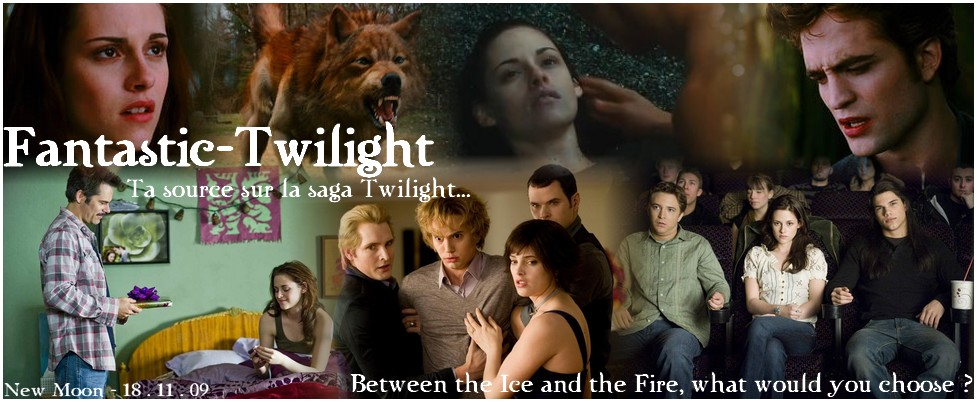 Fantastic-Twilight Index du Forum