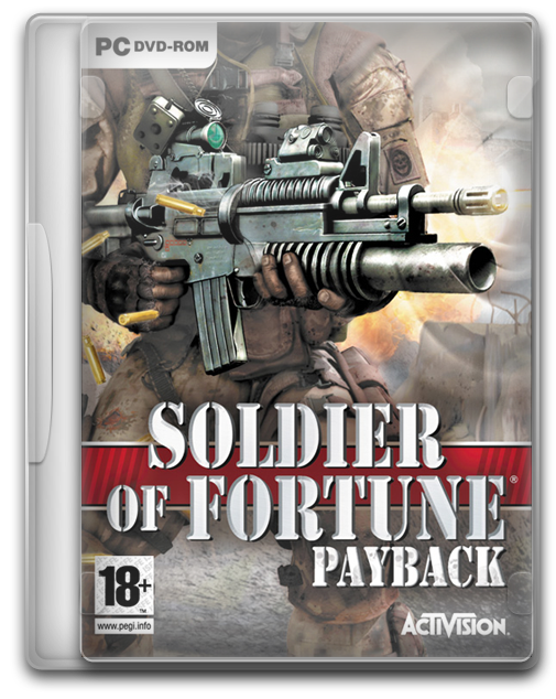 Soldier Of Fortune 3 - [PC | Full | Inglés | DVD5] Payback-11cfb53