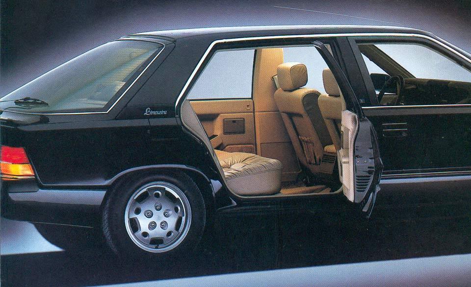 Renault 25 Limousine: Фото 1…