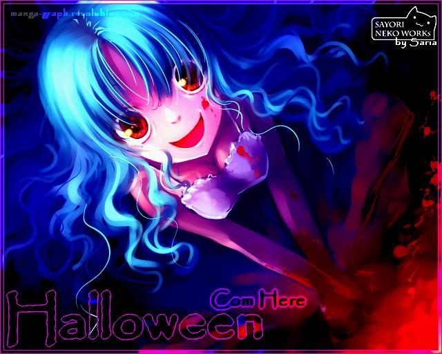 ♝ ⒶrtⓌork ♪  Halloween-com-here-21e03fe