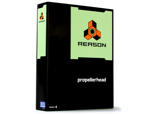 Propellerheads Reason v4.01 UPDATE MAC, propellerheads audio software software audio, Reason, Propellerheads